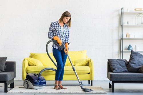 ดูแลบ้านให้สะอาดปราศจากฝุ่นอยู่เสมอ