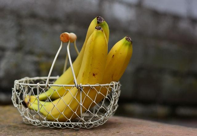 กล้วย อาหารโพแทสเซียมสูง