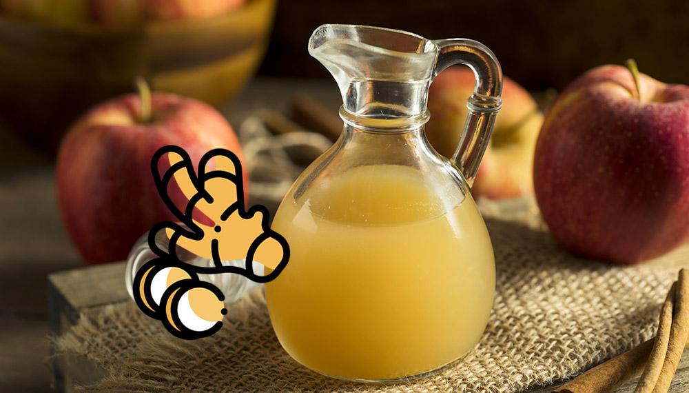 คุณประโยชน์ น้ำส้มสายชู เครื่องดื่ม แอปเปิ้ล