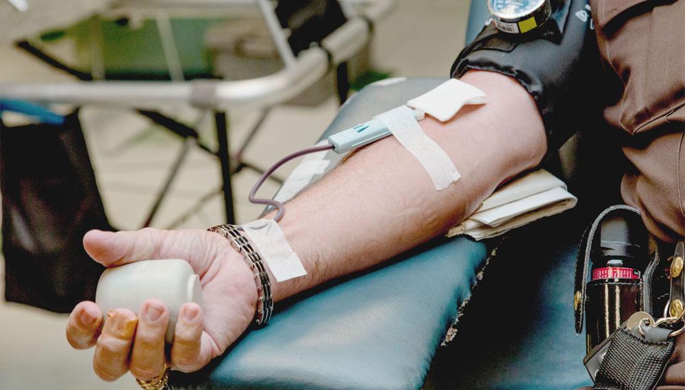การดูแลตัวเอง ดูแลสุขภาพ บริจาคเลือด