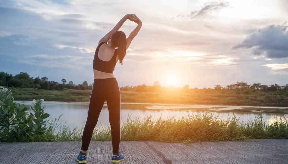 การวอร์มอัพ การออกกำลังกาย