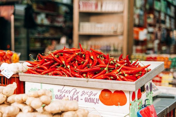 พริก (CHILI PEPPERS)