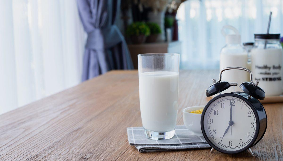 ดื่มนม นม สร้างสุขภาพดี