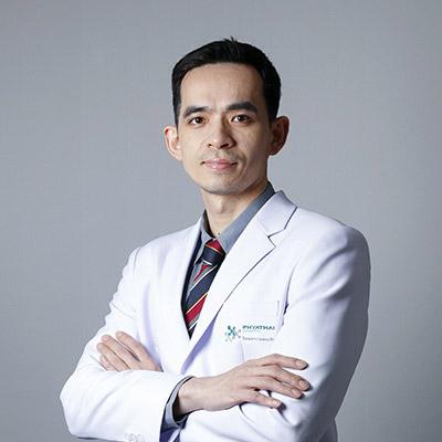 นพ.พิษณุ สุนทรปิยะพันธ์ แพทย์เวชศาสตร์ฟื้นฟูและกายภาพบำบัด โรงพยาบาลพญาไท 2