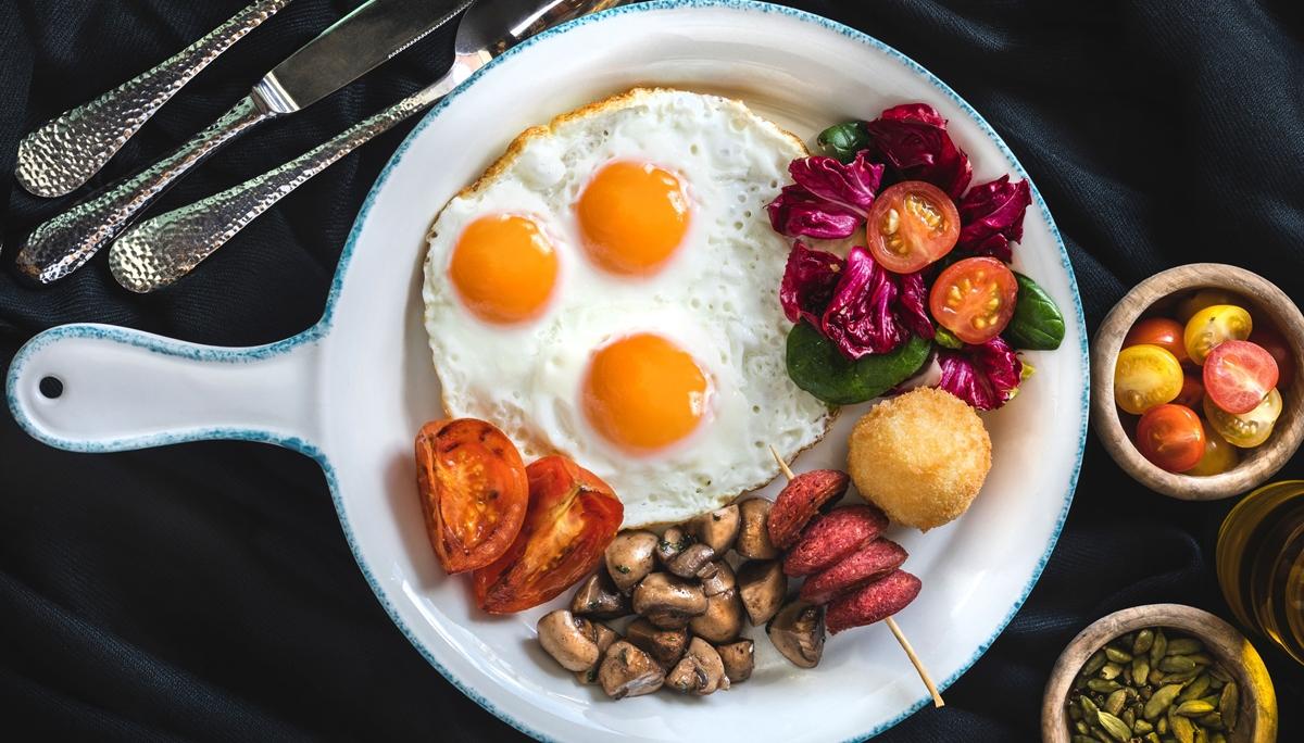 ความอ้วน อาหารเช้า