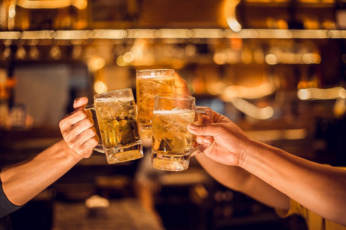 สาเหตุของภาวะ แอลกอฮอล์เป็นพิษ