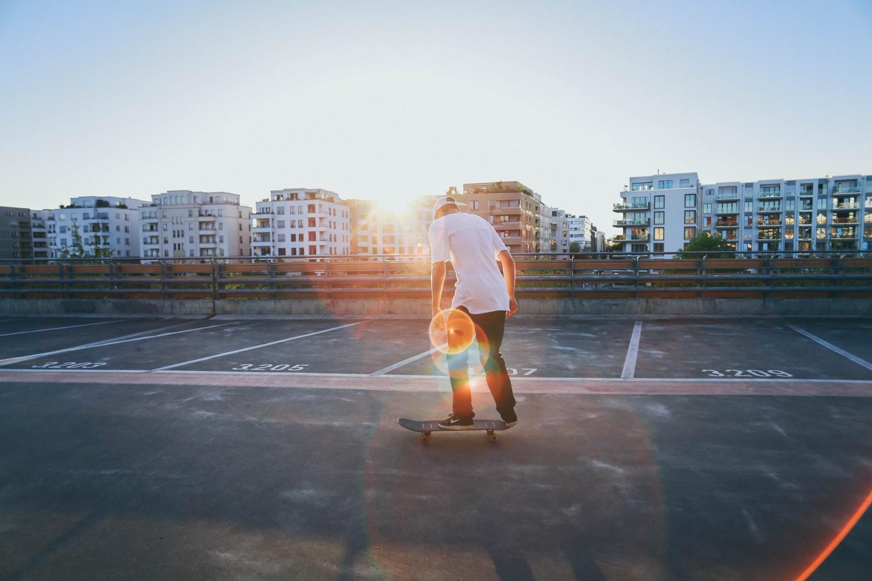 เซิร์ฟสเก็ต Surf Skate