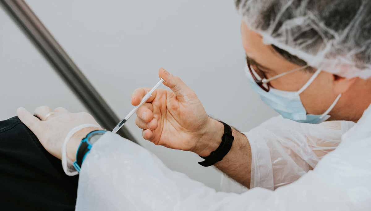 Vaxzevria วัคซีนป้องกันโควิด19